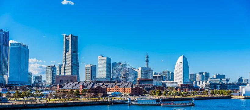 YOKOHAMA Panorama View ~ 横浜 みなとみらい ~