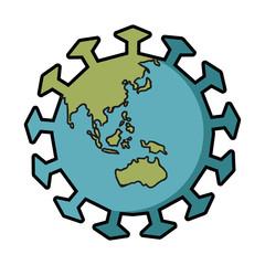 terre et coronavirus