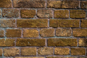 Nice old brick wall texture background abstract