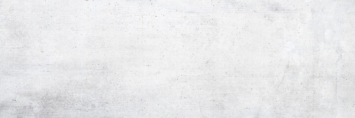 Poster Stenen White concrete wall as background