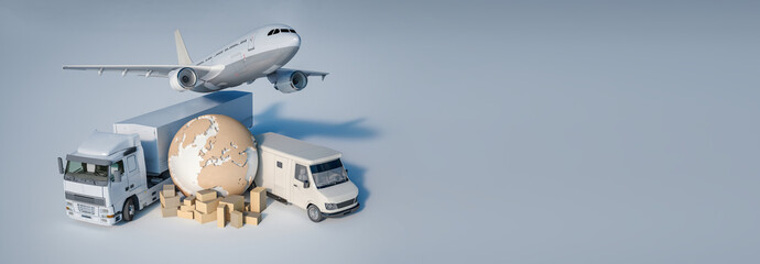 International transportation business