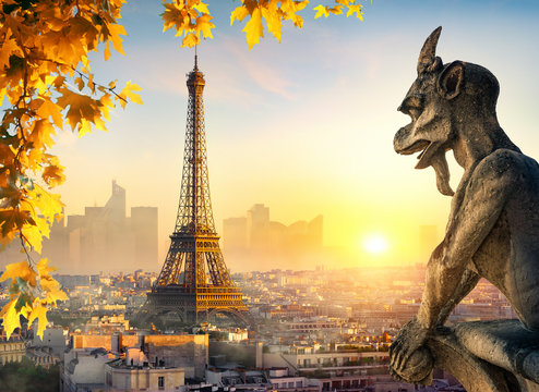 Chimera in Paris