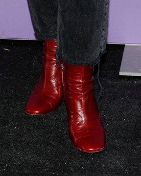 Bonnie Somerville at arrivals for PALM SPRINGS Premiere at Sundance Film Festival 2020