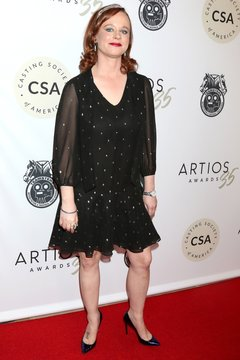 Thora Birch at arrivals for Casting Society of America's 35th Annual Artios Awards
