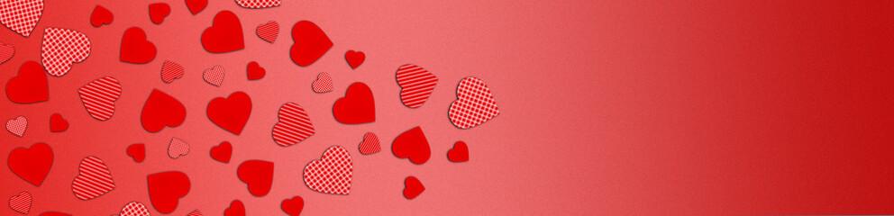 In de dag Hoogte schaal Herz und Liebe Motiv