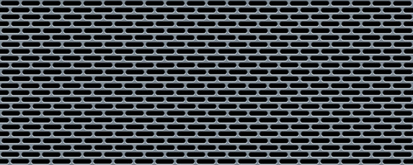 3d material chrome grille grid texture background
