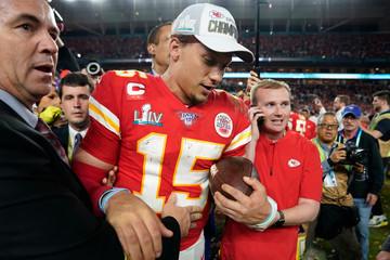 Super Bowl LIV - Kansas City Chiefs v San Francisco 49ers