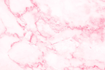 Marble granite white wall surface pink pattern graphic abstract light elegant for do floor ceramic counter texture stone slab smooth tile gray silver backgrounds natural for interior decoration. Fototapete