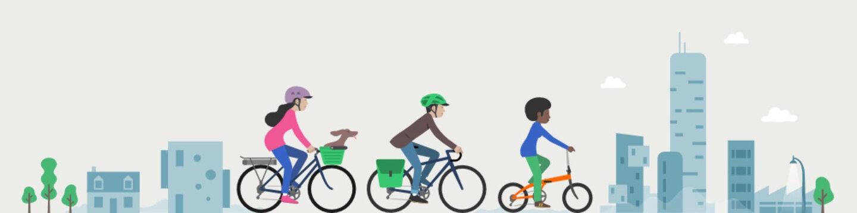 Bicycle commuting, Vélotaf