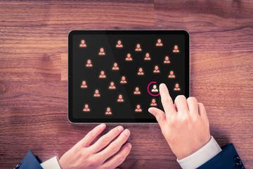 Market segmentation and recruit