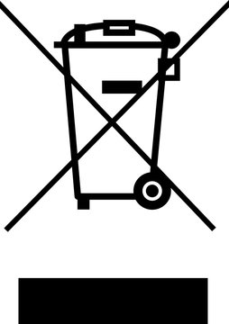 WEEE, Waste electrical and electronic equipment directive symbol