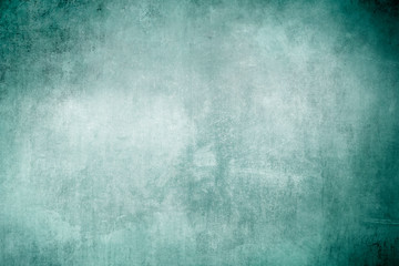 Old green grungy backdrop or texture