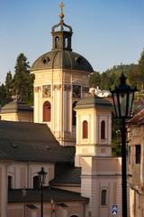 Fotomurales - Church of St. Mary, Banska Stiavnica, Slovakia