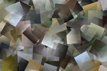 Hintergrund mit grafischen Mustern in grau, grün, weiß