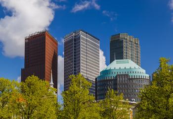 Modern architecture - Hague Netherlands