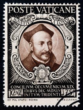 St. Ignatius of Loyola (Vatican City 1946)