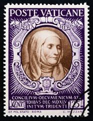 Saint Angela Merici (Vatican City 1946)