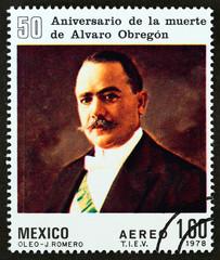 President Alvaro Obregon (Mexico 1978)
