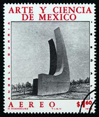 Signal sculpture, Angela Gurria (Mexico 1976)