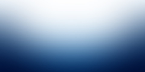 Blue soft light blur style for background