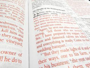 Matthew Chapter 22