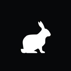Rabbits, Vector Illustration