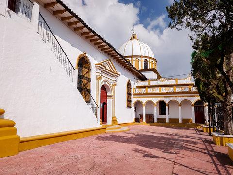 Old Church in San. Cristobal, Mexico