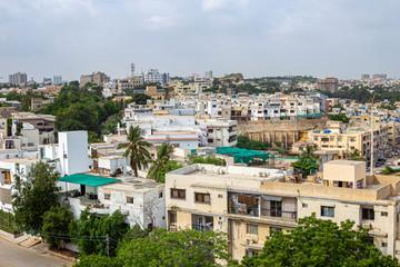 Top Beautiful view of Karachi city Fototapete