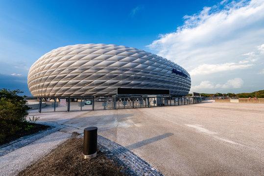 Allianz Arena - Football Stadium - Munich Germany
