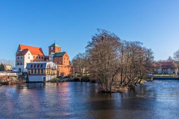 Schloss der pommerschen Herzöge in Darłowo