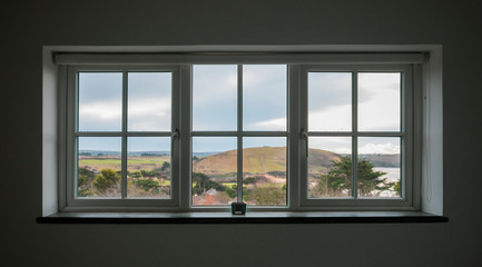 view from window