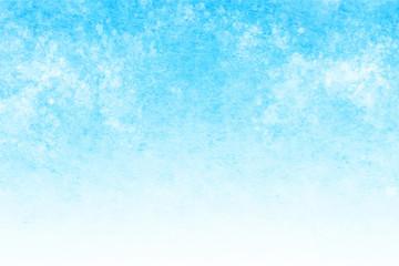 空 雲 青 夏 水彩 背景