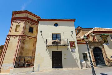 Congregacion de Mena in Malaga, Spain