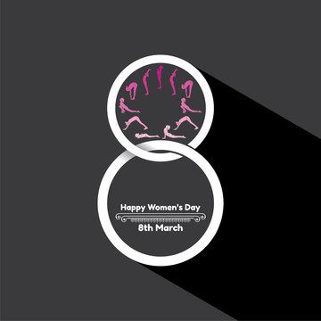 Illustration for International Womens day