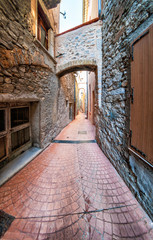 Altstadtatmosphäre in Sisteron