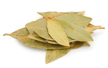 Dry bay leaf. Fotomurales