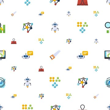 background icons pattern seamless