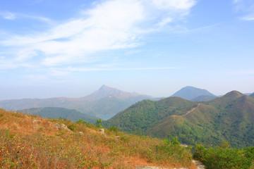 25 Dec 2008 The Landscape Of Hong kong Maclehose Trail