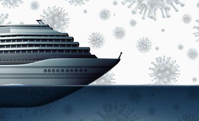Cruise Liner Disease Outbreak