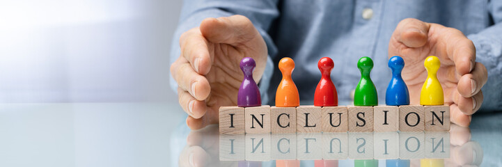 Inclusion Text  And Diverse Pawns