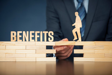 Employee benefits help to get the best human resources