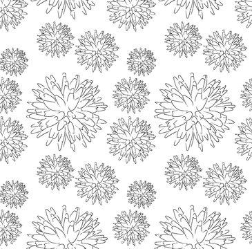 Kratom Blüte Background, Mitragyna speciosa