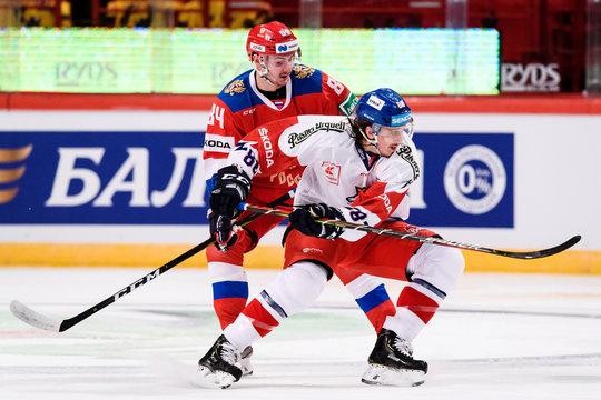 Beijer Hockey Games - Czech Republic v Russia