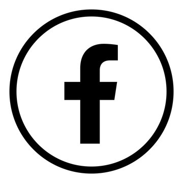 ewni4 EditoralWebNewIcon ewni - social media - facebook logotype f icon. - facebook web graphic on white paper for editoral - square xxl g9030, BADEN WÜRTTEMBERG / GERMANY - FEB 09, 2020