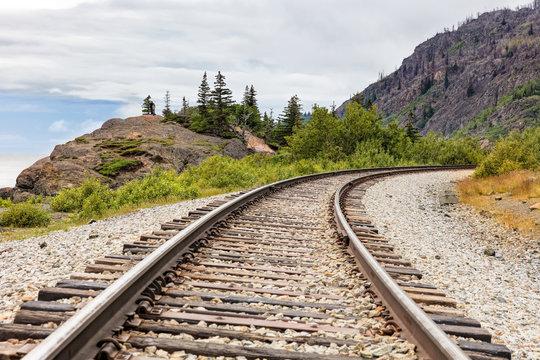 Railroad in Alaska