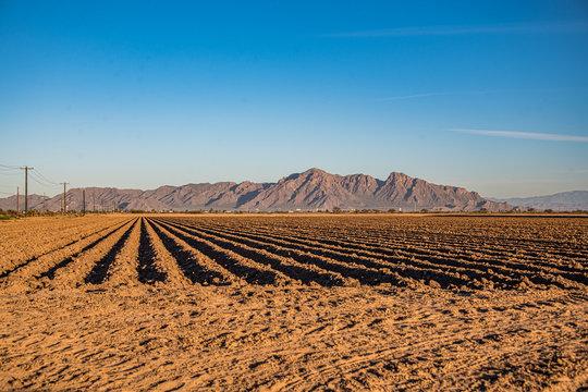 Eloy Arizona Mountains