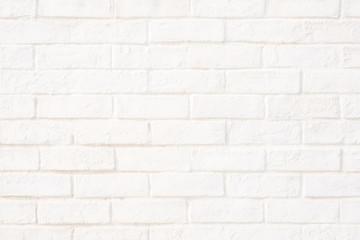 Outdoor White Brick Wall
