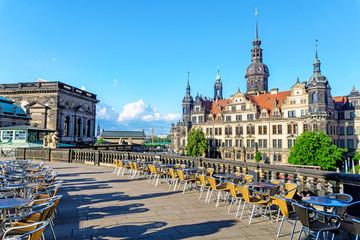 Dresden old city