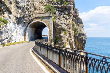 Amalfi Drive in Italy