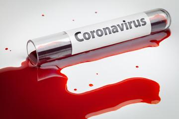 coronavirus concept
